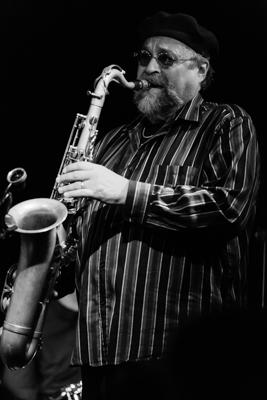 Joe Lovano 2014-11-16 - Gustav Eckart, Photography