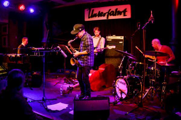 Craig Taborn Quartet 2015-2-3 - Gustav Eckart, Fotografie
