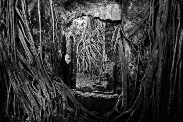 Antigua Haus Des Cortez 1 - Gustav Eckart, Photographie