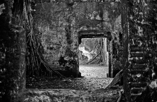 Antigua Haus Des Cortez 2 - Gustav Eckart, Photographie