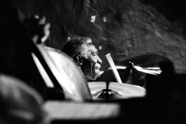 Art Blakey 1989 - Gustav Eckart, Photography