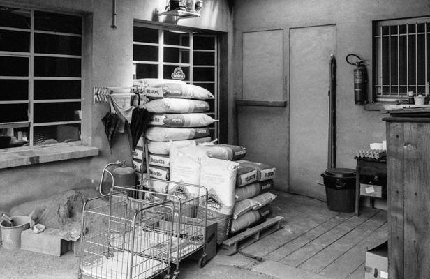 Baeckerei 66 - Gustav Eckart, Photographie