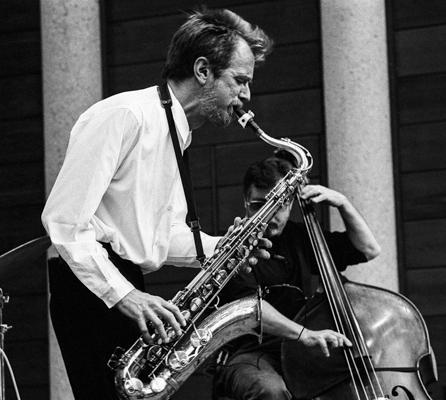 Bennie Wallace 1991 - Gustav Eckart, Photographie