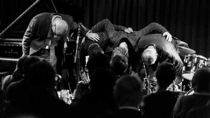 Billy Hart Quartet 20121115 - Gustav Eckart, Photography