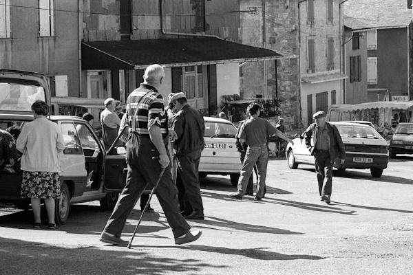 scène de village 1 - Gustav Eckart, Photographie