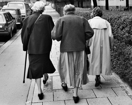 trois soeurs 2 - Gustav Eckart, Photographie