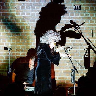David Coulter, Erika Stucky (Unterfahrt 20131017) - Gustav Eckart, Photographie