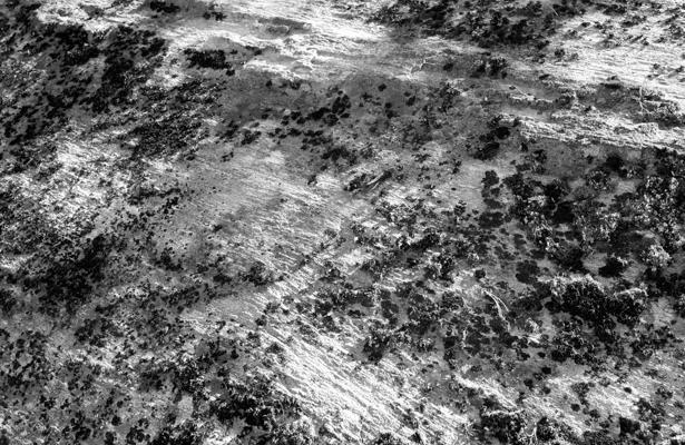 surface de roc - Gustav Eckart, Photographie