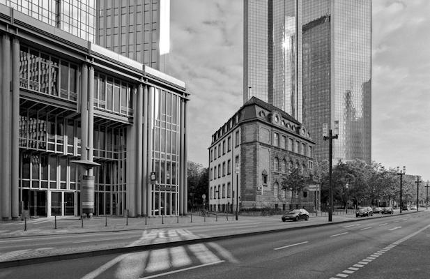 Mainzer Landstrasse Frankfurt - Gustav Eckart, Fotografie