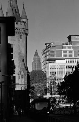 tours (grande et petites)  Francfort 2008 - Gustav Eckart, Photographie