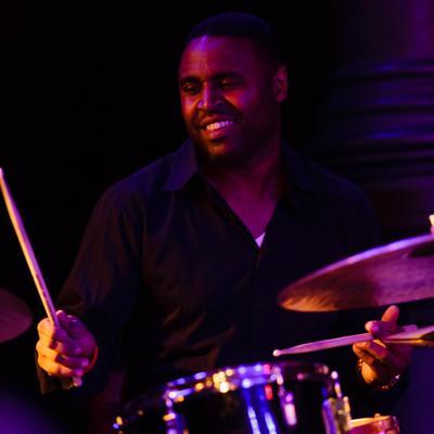 Gerald Clayton Trio - Kendrick Scott 20140711 - Gustav Eckart, Fotografie