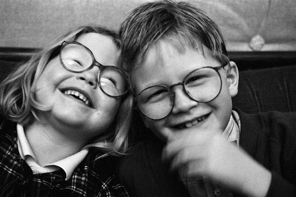 frère & soeurr 2 - Gustav Eckart, Photographie