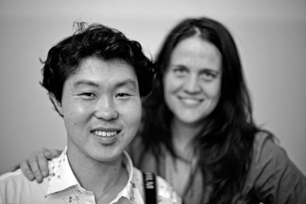 Han Sungpil - Nathalie Latham  photographers - Gustav Eckart, Photographie