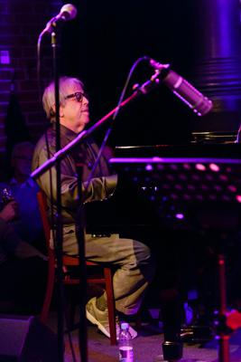 Kenny Werner David Sanchez Quartett - Kenny Werner 20140516 - Gustav Eckart, Photography