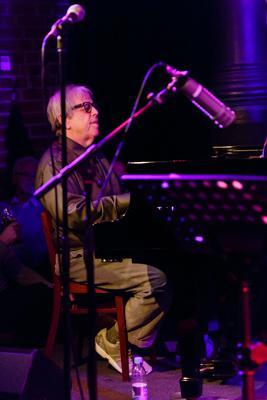 Kenny Werner David Sanchez Quartett - Kenny Werner 20140516 - Gustav Eckart, Photographie