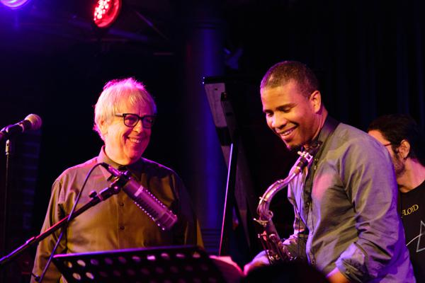 Kenny Werner David Sanchez Quartett - Kenny Werner David Sanchez 20140516 - Gustav Eckart, Photographie