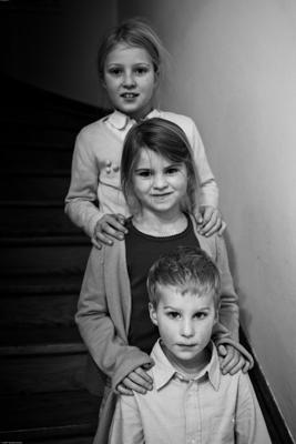 Kinder sw 37 - Gustav Eckart, Fotografie