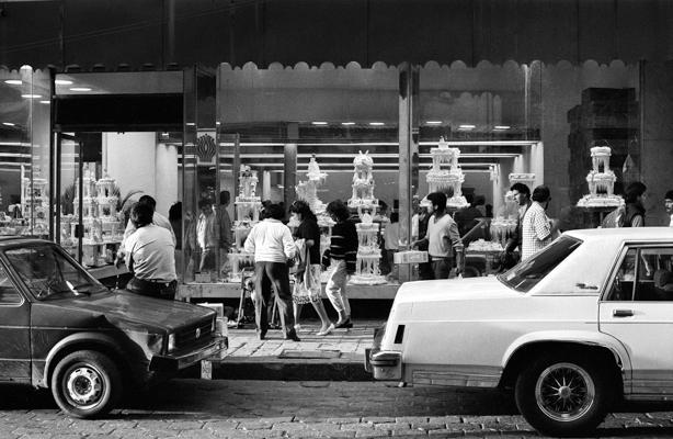 Mexico Strasse 1 - Gustav Eckart, Photographie