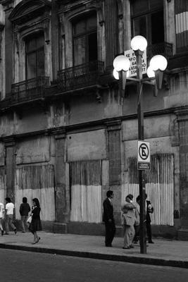 Mexico Strasse 2 - Gustav Eckart, Photographie