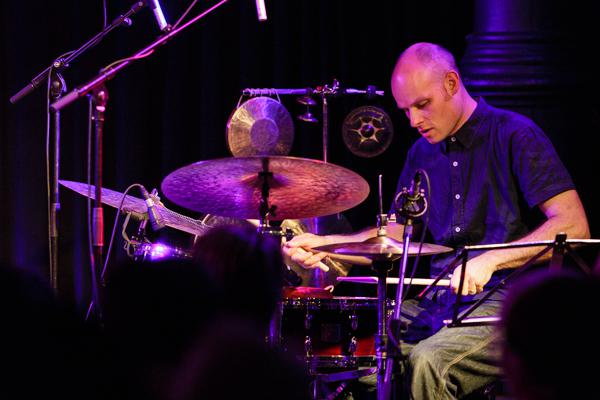 Michael Wollny Trio: Eric Schaefer 20130814 - Gustav Eckart, Photographie