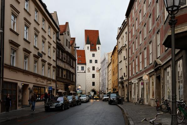 Muenchen 01 - Gustav Eckart, Fotografie