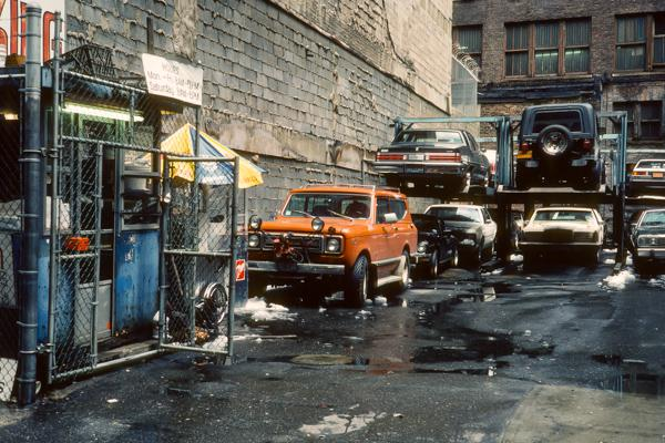 New York City 03/1984 -05 - Gustav Eckart, Fotografia