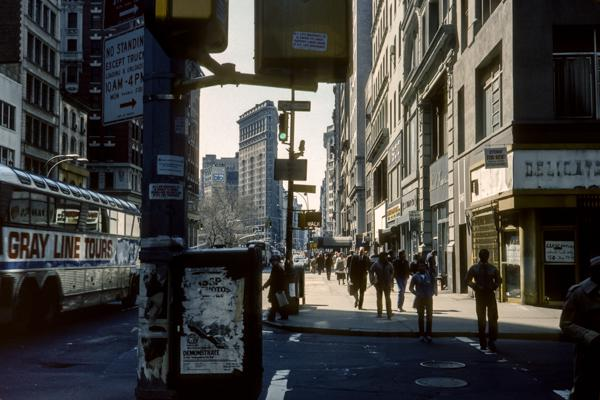 New York City 03/1984 -11 - Gustav Eckart, Photography