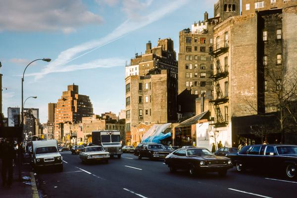 New York City 03/1984 -13 - Gustav Eckart, Photographie