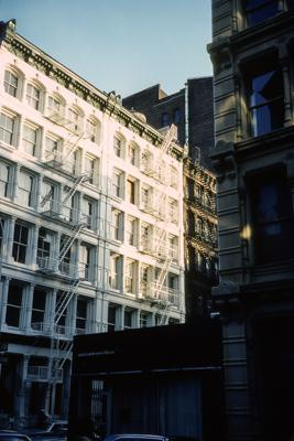 New York City 03/1984 -15 - Gustav Eckart, Photographie