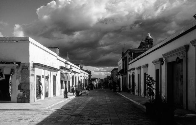 Oaxaca Wolke - Gustav Eckart, Fotografia