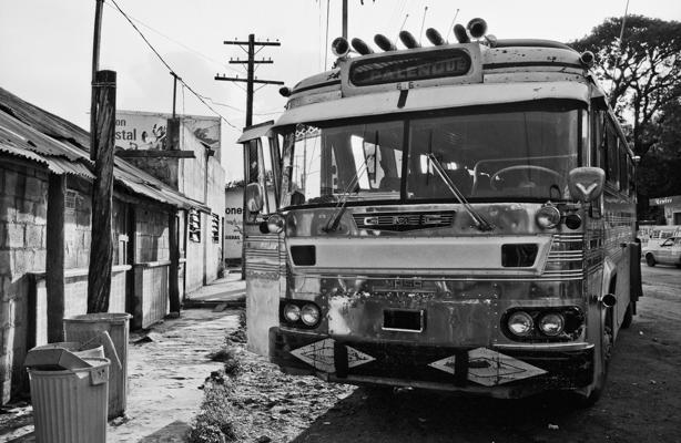Palenque Bus - Gustav Eckart, Photography