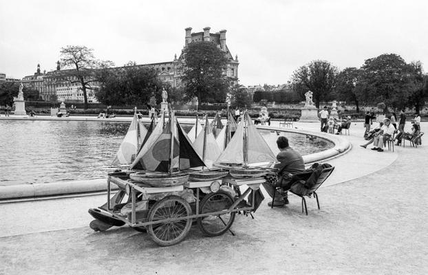 Paris 07 - Gustav Eckart, Photographie