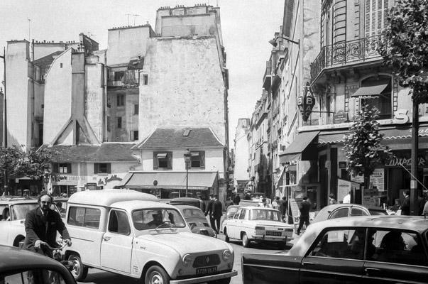 Paris_June_1968 - Gustav Eckart, Fotografia