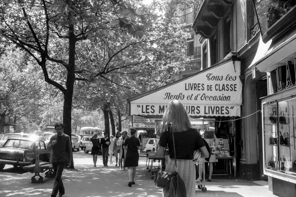 Paris June 1968 - Gustav Eckart, Photographie