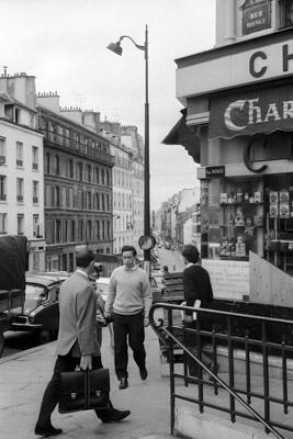 Paris June 1968 - Gustav Eckart, Photography
