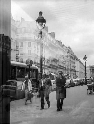 Paris_June_1968 - Gustav Eckart, Photographie