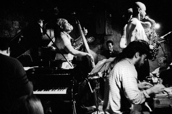 Brian Blade Fellowship im Jazzkeller Frankfurt 2000 - Gustav Eckart, Fotografia
