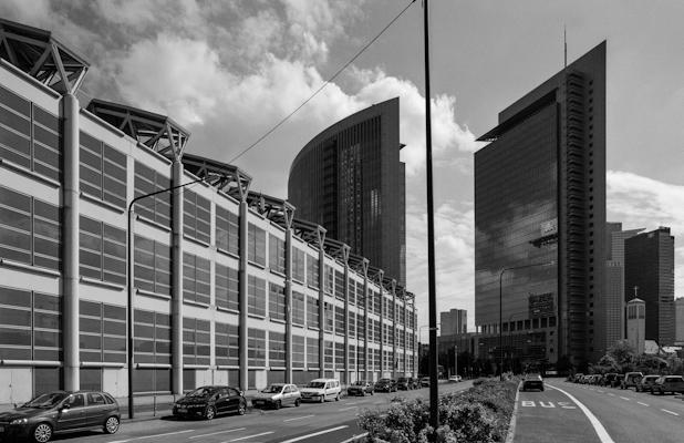 Messe Frankfurt & Commerzbank 2008 - Gustav Eckart, Photographie