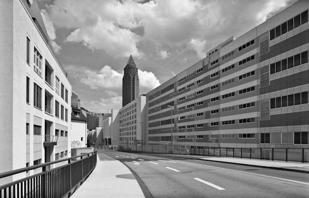 Messeturm & Varrentrappstr. 2008 - Gustav Eckart, Photography
