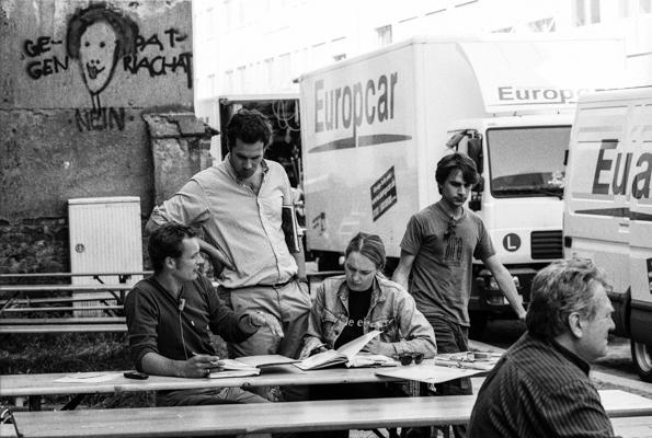 Film 08 - Gustav Eckart, Photographie