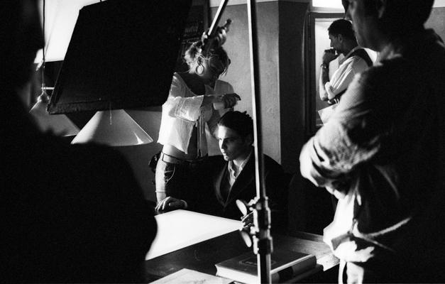 Film 15 - Gustav Eckart, Photographie