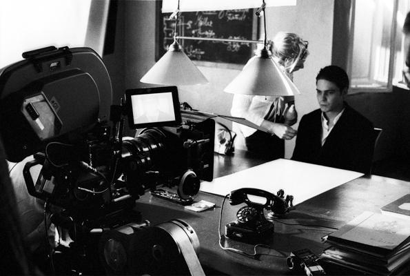 Film 16 - Gustav Eckart, Fotografia