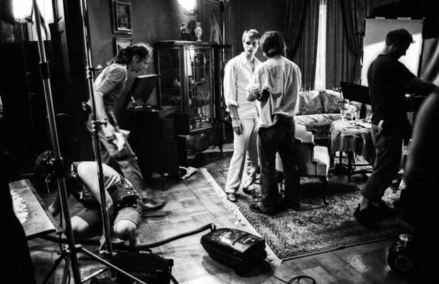 Film 24 - Gustav Eckart, Photographie