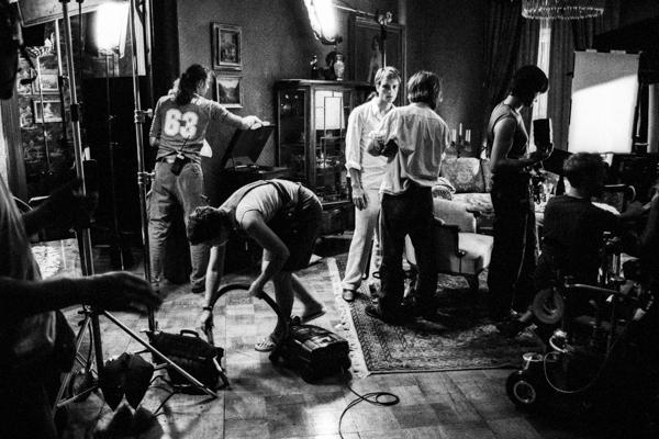 Film 25 - Gustav Eckart, Fotografie