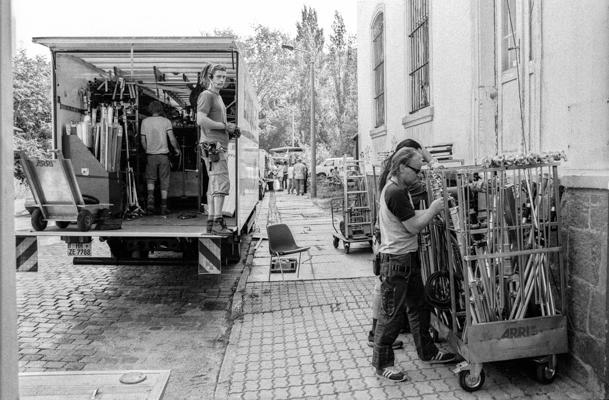 Film 27 - Gustav Eckart, Photographie