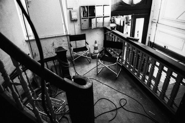 Film 43 - Gustav Eckart, Photographie