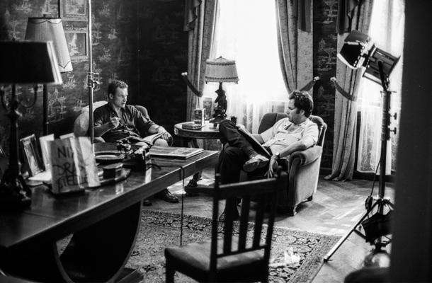 Film 58 - Gustav Eckart, Photographie