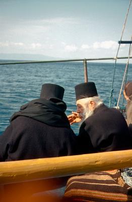 Athos 21 - Gustav Eckart, Fotografia