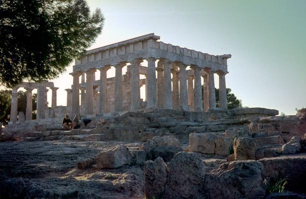 Aegina 1 - Gustav Eckart, Photographie