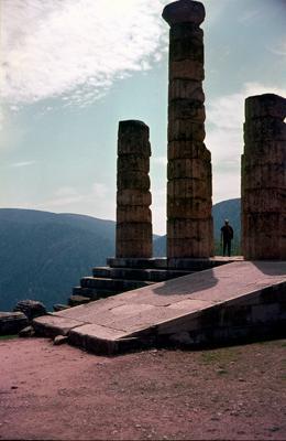 Delphi 3 - Gustav Eckart, Photographie